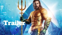 "Aquaman Trailer - ""Waves "" (2018) Jason Momoa, Amber Heard Superhero Movie HD"