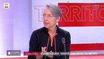 Invitée : Elisabeth Borne - Territoires d'infos (29/11/2018)
