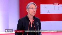 Elisabeth Borne ne confirme pas le chiffre de 600 radars détruits