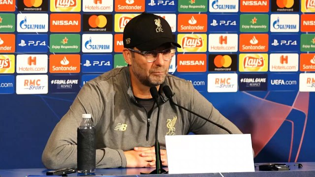 "Jürgen Klopp : ""On avait l'air de bouchers"""