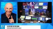 """René, """"gilet jaune"""" qui chante sa colère : """"Aux Champs-Élysées, on va faire voler les pavés, aux Champs-Élysées !"""" (canteloup)"""