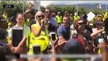 """""""Gilets jaunes"""" : Annick Girardin en terrain hostile à La Réunion"""