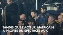 PHOTOS. Mick Jagger, Patrick Bruel, Jamel Debbouze... les people en masse dans les tribunes du Parc des Princes