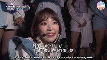 [ENG SUB] 181118 Mnet Japan M COUNTDOWN Backstage (IZ*ONE)