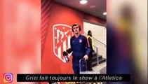 Grizou fait toujours le show à l'Atlético, Edinson Cavani est refait après son triplé