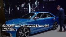 La Audi RS3, l'une des compactes les plus puissante du monde