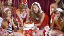 Des chanteuses japonaise souhaitent un joyeux Noël