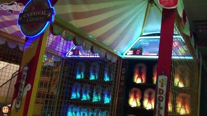 ARCADE in den USA #08 - Playland Arcade in L.A. und Rosen Shingle Creek in Orlando