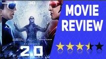 2.0 Movie Review | Rajinikanth | Akshay Kumar | A R Rahman | Shankar | Subaskaran