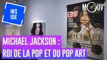 Michael Jackson : Roi de la pop et du pop art !