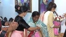 Ex MLA Venkata Rao Felicitated Singer Baby With Huge Amount | Singer Baby | Geetha Madhuri | Koti