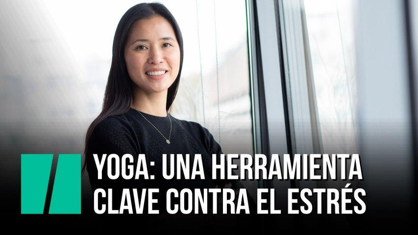 Yoga: una herramienta clave contra el estrés