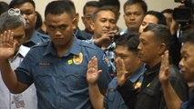 Policiais são condenados por assassinato na política antidrogas de Duterte