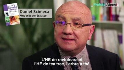 Rhume : Les huiles essentielle efficaces. Avec le Dr Daniel Scimeca