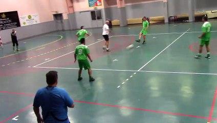 Championnat Veteran - Vet-azur - Black-Panthers [Mi-temps 2]