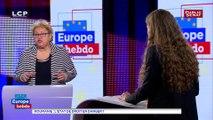 Pour l'eurodéputée roumaine Renate Weber l'article 7 ne sera pas déclenché contre la Roumanie #EuropeHebdo