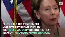 Democrats Nominate Nancy Pelosi as House Speaker