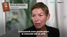 Le chocolat : ses vertus pour la santé. Avec Maria Bardoulat, Pharmacienne