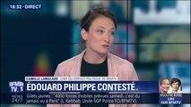 Édouard Philippe contesté par certains députés de LaREM