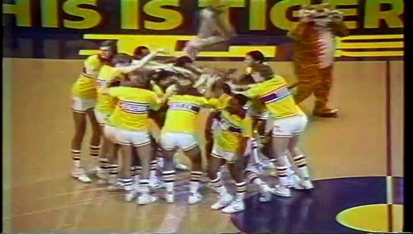 1981 Kentucky vs. LSU Basketball