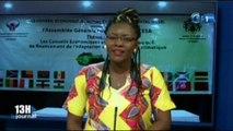 RTG - Assemblée générale de l'Union des Conseils Economique et Sociaux et Institutions similaire d'Afrique