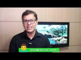 Mente Aberta, com o psicólogo Carlos Gonçalves, aborda o tema sentimento de culpa