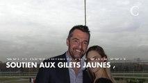 """""""On est tombé amoureux"""" : Arnaud Ducret raconte sa rencontre avec Claire Francisci"""