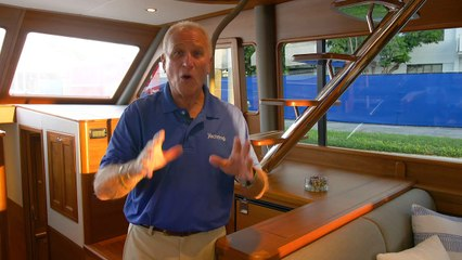 The Pathfinder: Grand Banks 60 Skylounge
