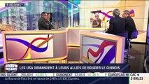 Les insiders (3/3): Huawei et 5G, les USA demandent à leurs alliés de bouder le Chinois - 29/11