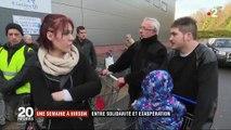 """Aisne : Hirson, entre solidarité et exaspération envers les """"gilets jaunes"""""""