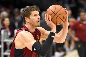 dc1f66795a5c Kyle Korver  Cavaliers Trade Guard Kyle Korver to the Utah Jazz