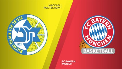 EuroLeague 2018-19 Highlights Regular Season Round 10 video: Maccabi 95-71 Bayern