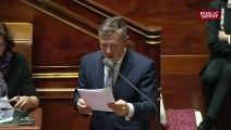 Fiscalité des indemnités des élus locaux: le Sénat corrige le tir (Alberic de Montgolfier)