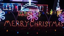 New Jersey community embroiled in fight over Christmas lights