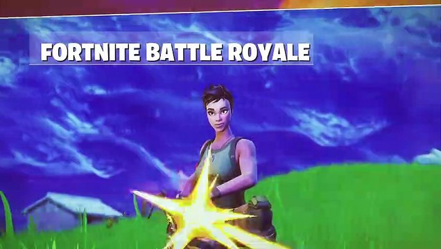 Fortnite: Battle Royale Weapons - Heavy Assault Rifle