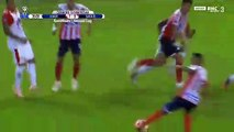 Miguel Solis Penalty Save Against Junior