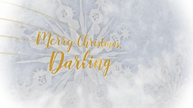 Carpenters - Merry Christmas, Darling