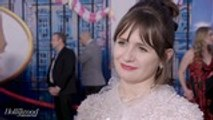 """Emily Mortimer Talks 'Mary Poppins Returns': """"I'm Terrified of Both Singing, and Heights"""""""