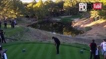 【ゴルフ】tiger woods vs phil mickelson no17hole(タイガーウッズ vs フィルミケルソン)17番ホール