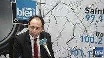 L'invité de France Bleu Saint-Etienne Loire Matin - Michaël Galy