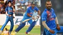 World Cup 2019: Shikhar Dhawan, Yuzvendra Chahal, Jadhav confirmed in team | वनइंडिया हिंदी