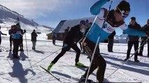 Le Mag Cyclism'Actu - Romain Bardet en ski de fond dans les Alpes, Martin Fourcade n'a qu'à bien se tenir !