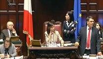Laura Boldrini attacca Salvini alla Camera  sulla bambola gonfiabile
