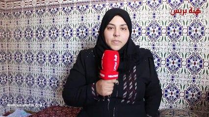 أم طنجاوية تبكي أطفالها العالقين بقطاع غزة وتناشد المسؤولين
