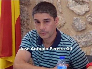 José Antonio Pereira pleno 28/XI/2019