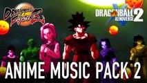 Dragon Ball FighterZ / Dragon Ball Xenoverse 2 - Anime Song Pack 2
