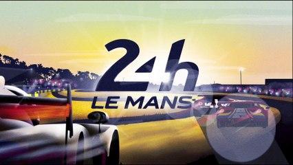 Révélation de l'affiche des 24 Heures du Mans 2019