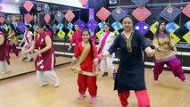 King Queen | Easy Bhangra Steps for Girls | The Landers | Landers | Kashika Patyal | Mr V Grooves | Girls Dance Performance