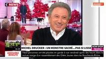 Morandini Live : Michel Drucker regrette sa sortie sur Laurent Delahousse (vidéo)