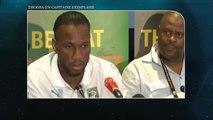 Football: Drogba Didier un capitaine exemplaire tout au long de sa carrière